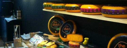 The Dutch Cheese and More is one of Tempat yang Disukai Dave.