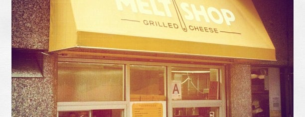 Melt Shop is one of Lugares guardados de Dat.