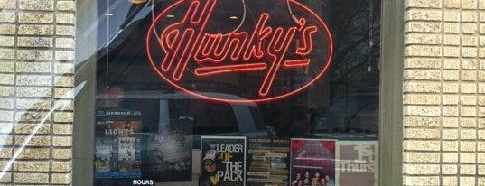 Hunky's is one of Patrick : понравившиеся места.