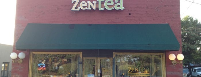 Zen Tea is one of Atlanta.
