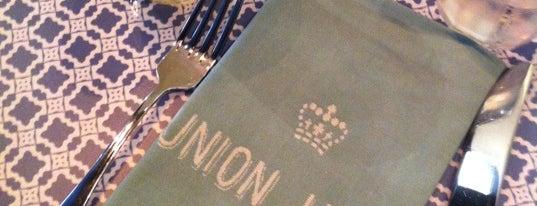 Union Jacks is one of Lieux sauvegardés par Benjamin.