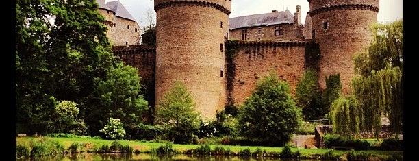 Château de Lassay is one of Bienvenue en France !.