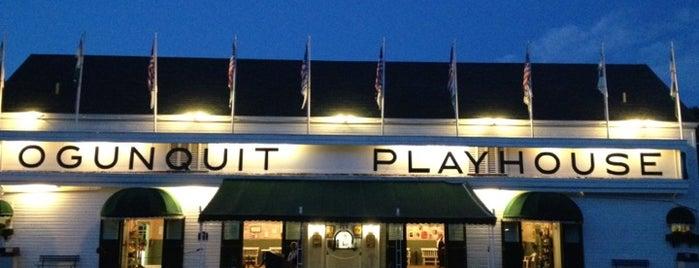 Ogunquit Playhouse is one of James 님이 좋아한 장소.