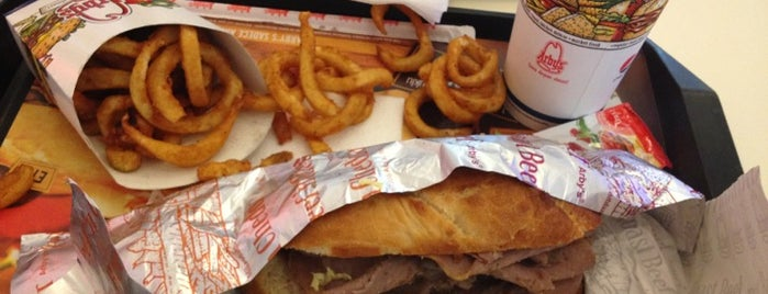 Arby's is one of Istanbul - Cafe&Restaurant.