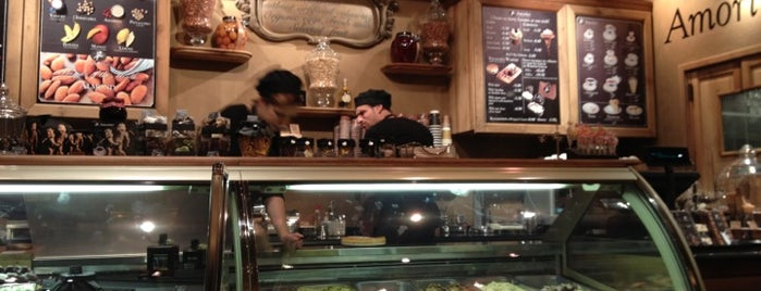 Amorino is one of London / Coffee places.