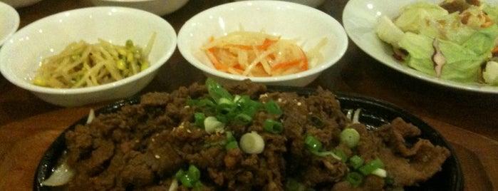 Korea House BBQ is one of Rhys: сохраненные места.