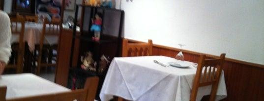 Tulipan is one of Comer en Madrid.