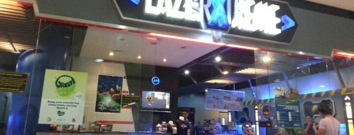 Lazer Xtreme is one of Recommended.