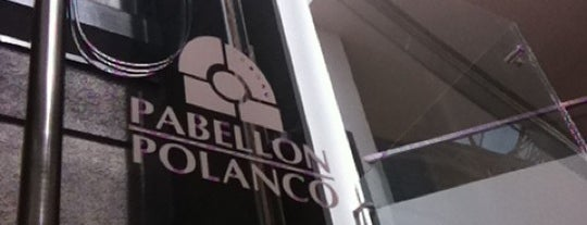 Pabellón Polanco is one of Locais curtidos por Marco.