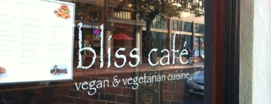 Bliss cafe is one of SoCal Activities.