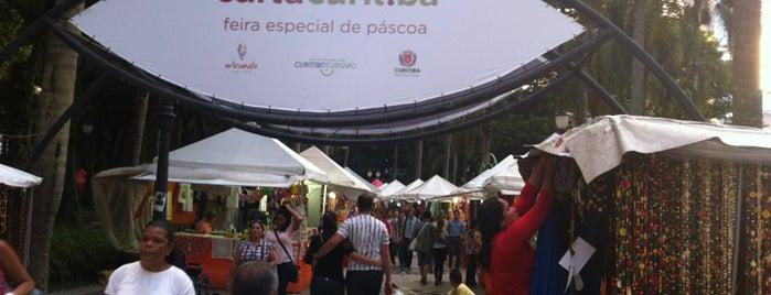 Feira da Praça Osório is one of Descobrindo Curitiba.