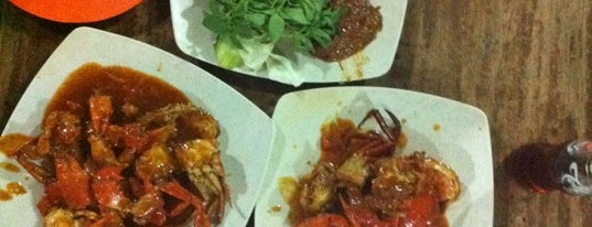 Seafood Cak Har is one of Micheenli Guide: Bali food trail.