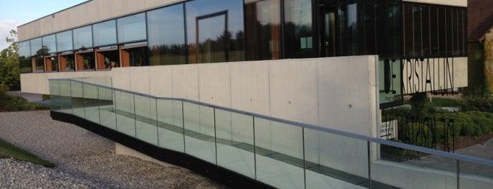 De Kristalijn is one of Gault Millau.