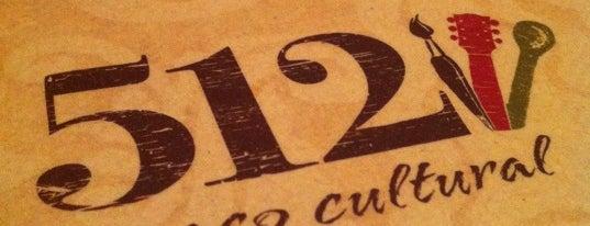 Espaço Cultural 512 is one of Porto Alegre.