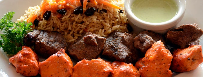 Maiwand Kabob is one of Food in MD.