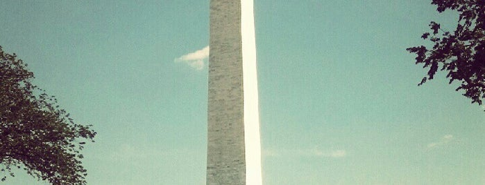 Monumento a Washington is one of wonders of the world.