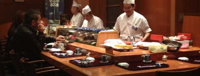 亀喜寿司 is one of 美味しいと耳にしたお店.