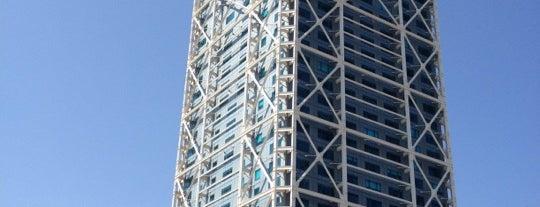 Hotel Arts Barcelona is one of 101 llocs a veure a Barcelona abans de morir.
