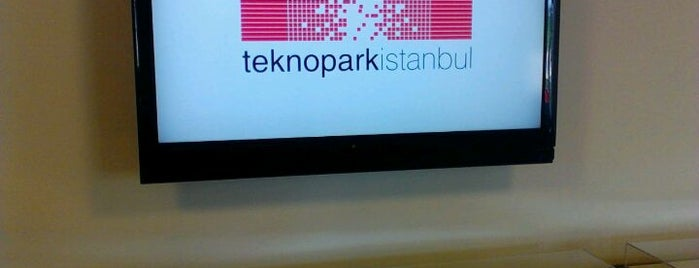 Teknopark İstanbul is one of Pendik.