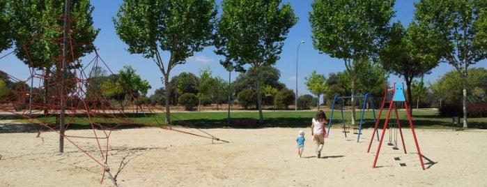 Parque Jorge Manrique, Condesa de Chinchon is one of Parks to enjoy in Boadilla.