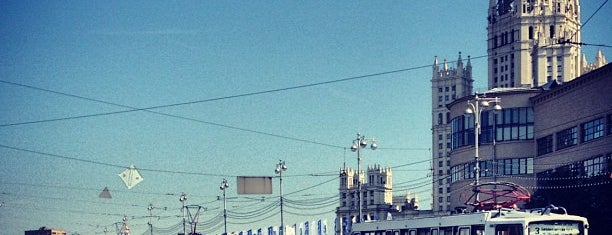 МГУДТ (Московский государственный университет дизайна и технологий) is one of Натуся'ın Beğendiği Mekanlar.