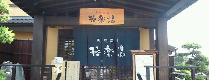 極楽湯 三島店 is one of Locais curtidos por Takuji.