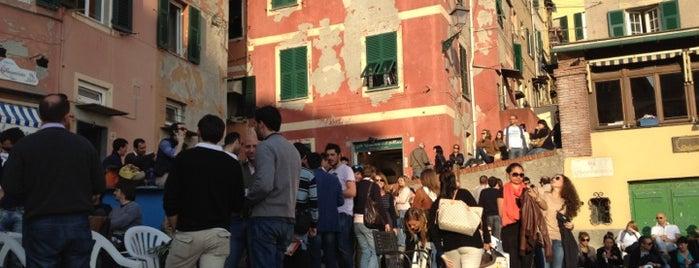 La Strambata is one of √ Best Cafès & Bars in Genova.