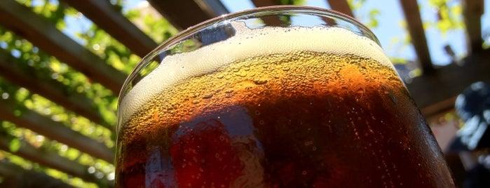 Jupiter is one of Beer Alfresco.
