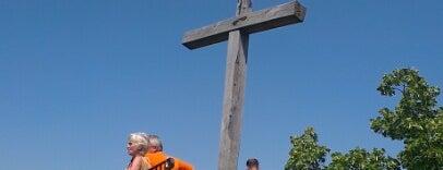 Vyhlídka u kříže is one of Výlet Berounsko.