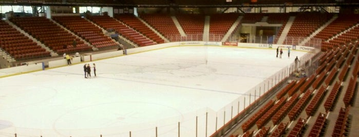 Lake Placid Olympic Center is one of Cool places in NY (upstate).