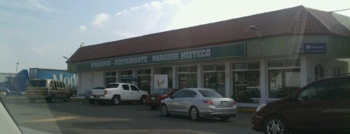 Parador Mixteco is one of Posti che sono piaciuti a Jose.