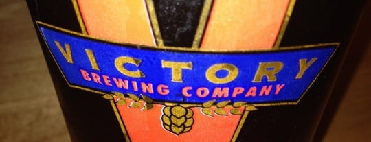 Victory Brewing Company is one of Breweries I've Visited.