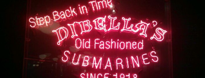 DiBella's Old Fashioned Submarines is one of All-time favorites in United States.