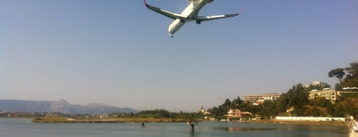Corfu Ioannis Kapodistrias International Airport (CFU) is one of HOLIDAY · Places I've been.