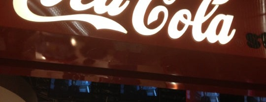 World of Coca-Cola is one of Vegas Vacation.