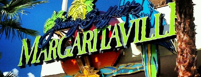 Margaritaville is one of Restaurants.