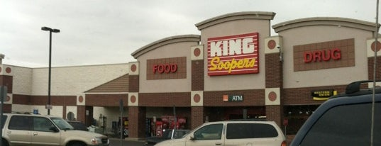 King Soopers is one of Locais curtidos por Brook.
