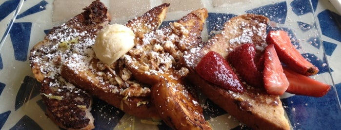 Batter & Berries is one of The 20 Essential Brunch Restaurants in Chicago.