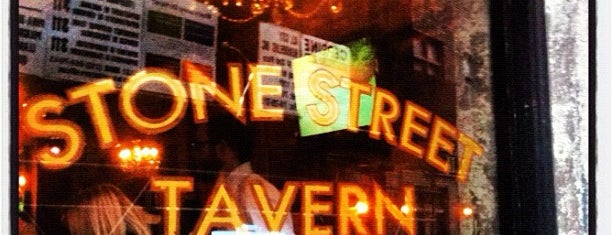 Stone Street Tavern is one of NYC.