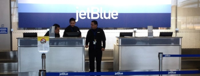 JetBlue Airlines is one of Airport Transfers to O'Hare and Midway.