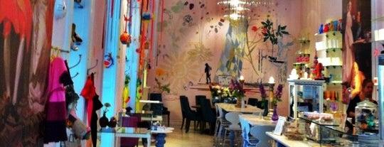 The Royal Smushi Café is one of copenhagen.