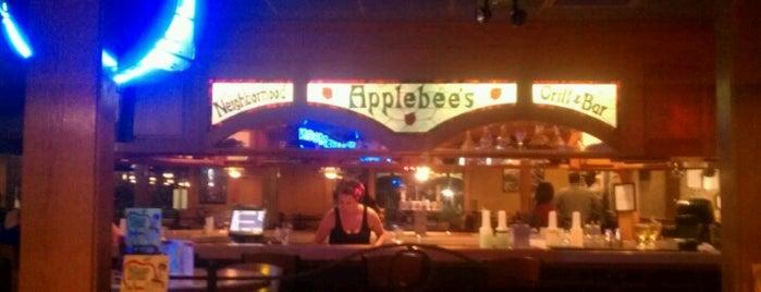 Applebee's Grill + Bar is one of Posti che sono piaciuti a Thais.