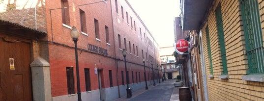 Colegio San José is one of Orte, die Miguel Angel gefallen.