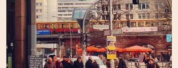 Hackescher Markt is one of Berlin 2013.