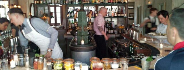 Maison Premiere is one of The New Yorkers: Williamsburg/Greenpoint.