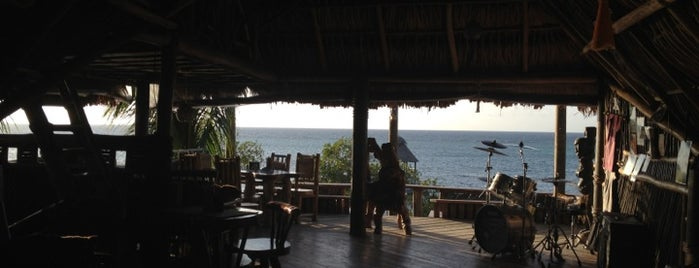 Tranquil Seas Boutique Cabanas Roatan is one of West End Roatan.