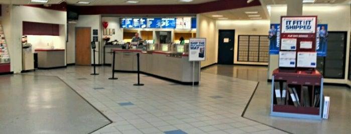 US Post Office is one of Orte, die Social gefallen.