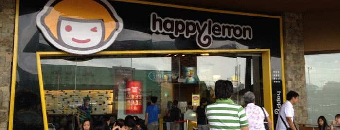 Happy Lemon is one of Manila Eats.