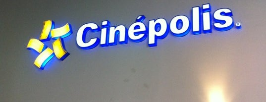 Cinépolis is one of Locais curtidos por Eduardo.