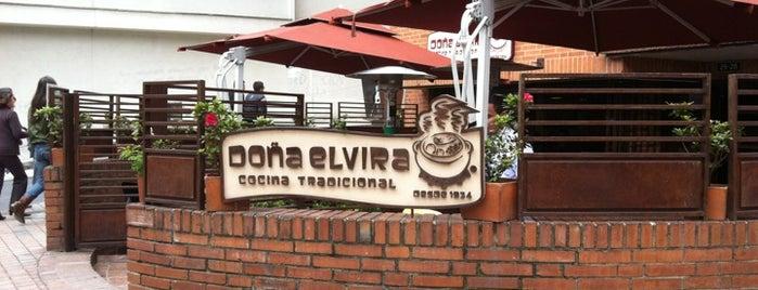 Restaurante Doña Elvira Centro is one of Tempat yang Disukai Vanessa.